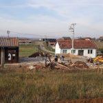 Радови на реконструкцији амбуланте и месне канцеларије у Белотићу